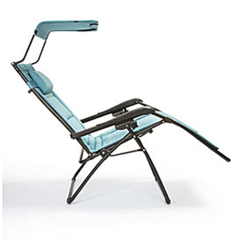 oversized padded zero gravity chair with canopy view wilson fisher 174 oversized padded zero gravity chair