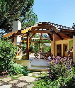 Pavillon Für Garten : holzpavillon im garten stilvolle alternative zu der ~ A.2002-acura-tl-radio.info Haus und Dekorationen