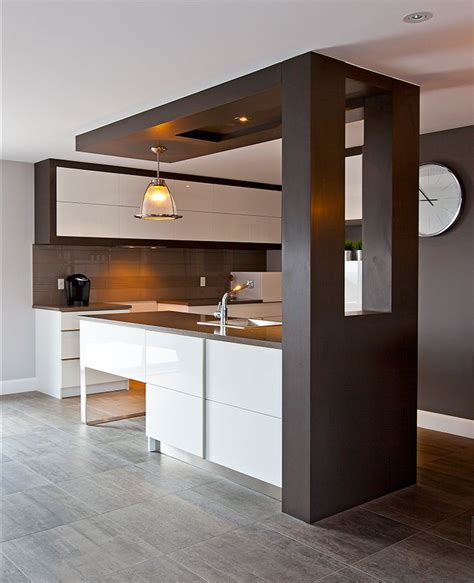 comptoir cuisine cuisine moderne griffe cuisine