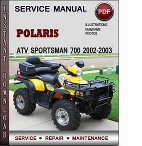 Polaris Atv Sportsman 700 2002