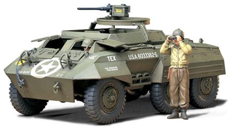 1/35 U.s. M20 Armored Utility Car