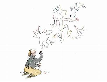 Blake Quentin Illustrations Draw Drawing Quentinblake