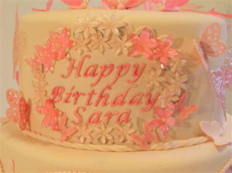 Happy 6Th Birthday, Sara   CakeCentral.com