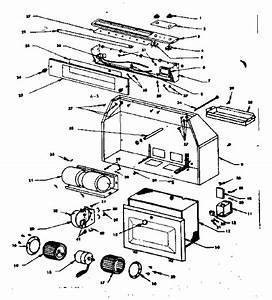 Kenmore Kenmore Range Hood Parts
