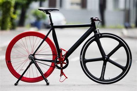 maret 2011 modifikasi sepeda fixie