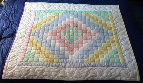 trip around the world quilt pattern amish baby quilt trip around the world by quiltsbyamishspirit