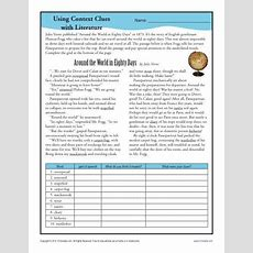 25+ Best Ideas About Context Clues Activity On Pinterest  5th Grade Context Clues, Context