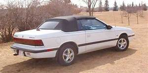 Chrysler Lebaron 87-89 Convertible Top
