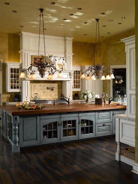 ideas  country kitchen designs  pinterest