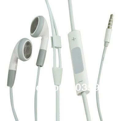 iphone 4s headphones free shipping stereo headphone headset earphone with mic