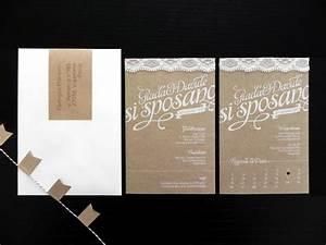 kraft paper lace wedding invitations romantic handmade With wedding invitations on craft paper