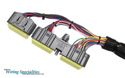 300zx Ecu Wiring by Wiring Specialties 2jzgte 300zx Wiring Harness Irace
