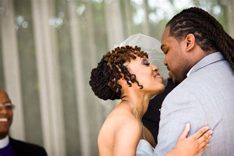 These Natural Hair Brides With Dreadlocks Will Inspire