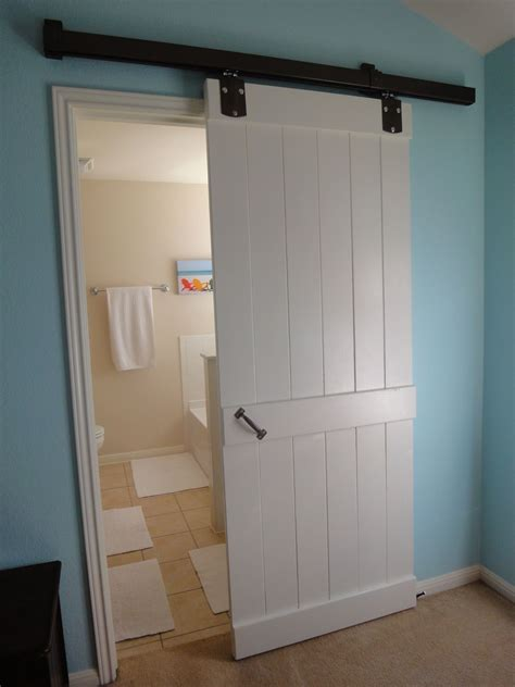 Modern Bathroom Door Ideas by Farm House Doors I Like The Idea Of A Door That