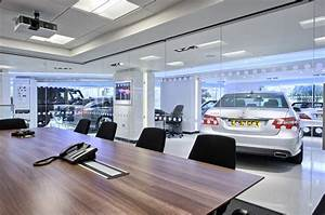 Ayshford Sansome Projects Mercedes Benz Retail Chelsea