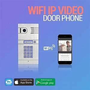 China Wireless Video Doorbell With Camera