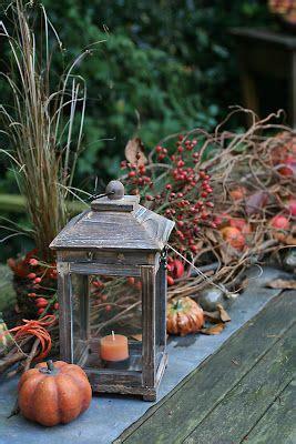 Herbstdeko Für Gartentisch by Dekoger 252 Mpel Herbstdekoration Auf Dem Gartentisch