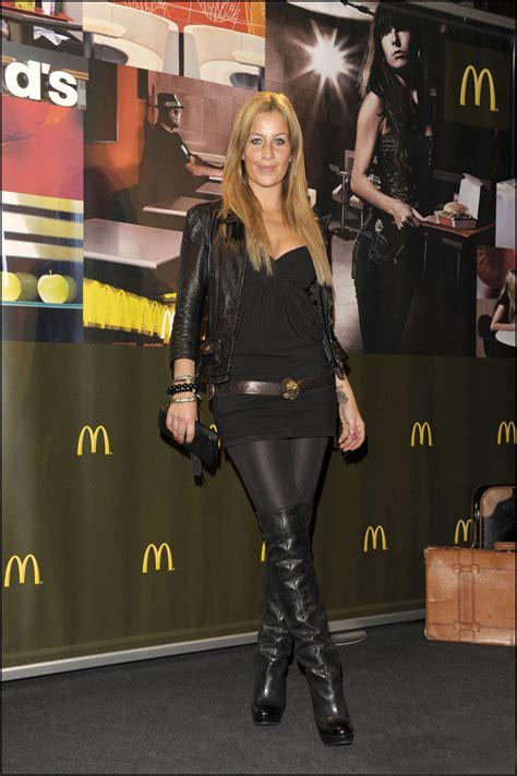 jeans  boots celebrities  jeans boots overknees