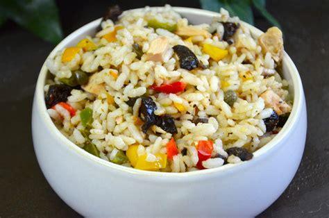cuisine salade de riz salade de riz à la méridionale par la p 39 tite cuisine de