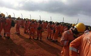Workers at ENI project strike over wrongful dismissals ...