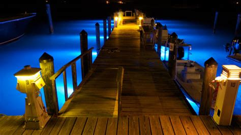 Boat Dock Lighting Fixtures by Led Lighting For Boats Marine Docks Yachts And Landscaping