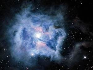 APOD: 2005 December 29 - The Iris Nebula from CFHT