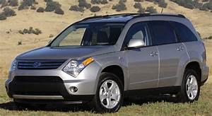 Cars - Reviews - 2007 Suzuki Xl7 - Test Drive