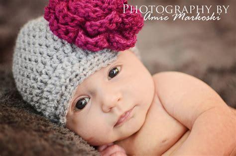 crochet hats for babies newborn flower hat crochet girl hat baby winter hats baby