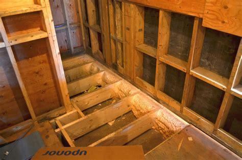 Wood Framed Floor Over Concrete Slab   Carpet Vidalondon