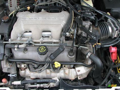 2003 Buick 3 1 Engine Diagram by 1999 Chevrolet Malibu Ls Sedan 3 1 Liter Ohv 12 Valve V6