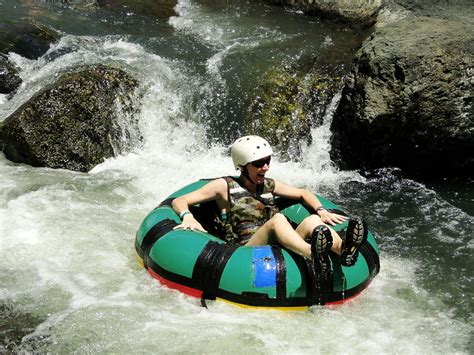cammie white water  tubing