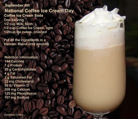 dietitians  blog september  national coffee ice