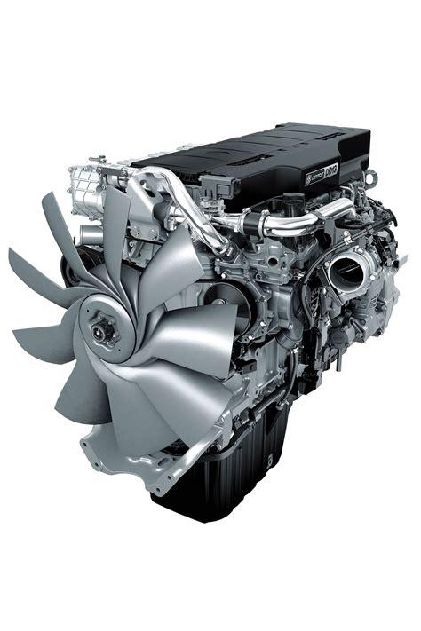 diesel detroit engine dd13 8l