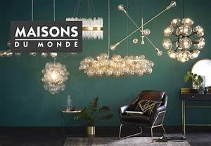 Lustre Baroque Maison Du Monde : lustre maisons du monde 30 id es de lustres modernes et design ~ Melissatoandfro.com Idées de Décoration