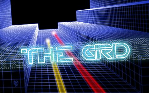 TRON - The Grid by the-ashurian on DeviantArt