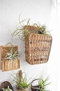 Large, Woven, Wall, Hanging, Basket, With, Intricate, Weave, Storage, Pocket