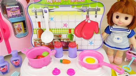 baby doll kitchen  hair shop table toys baby doli play