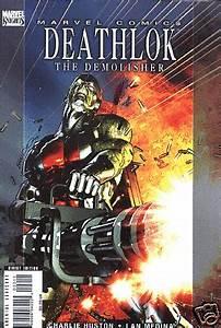 Deathlok the Demolisher | D-Konstruction!
