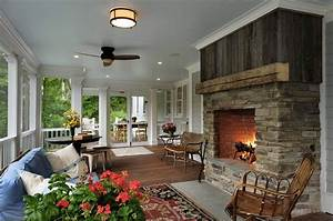 A, Traditional, Porch, Design, Gives, A, New, Taste, To, Your, House