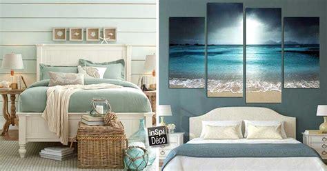 chambre ambiance mer une tête de lit ambiance bord de mer 20 idées pour vous