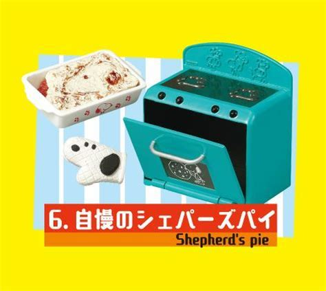 Snoopy Retro Kitchen Re Ment miniature blind box, Re Ment