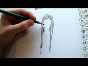Zeichnen Lernen Mit Bleistift : die besten 25 haare zeichnen ideen auf pinterest haare skizze manga haar und wie man haare ~ Frokenaadalensverden.com Haus und Dekorationen