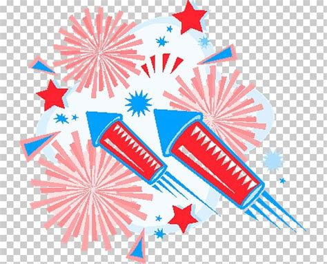 independence day fireworks png animation area blue