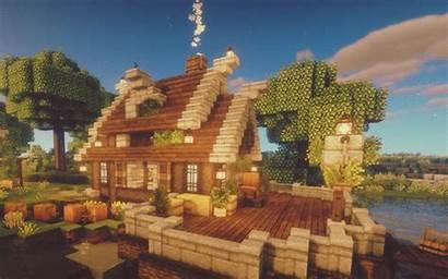 Minecraft Houses Amazing Blueprints Medieval Casa Cottage