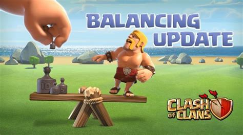Clash Of Clans Update Available To Download Soon
