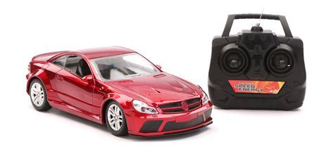 Buy R/C Scenery Racing Car Chargeable   Dark Red Online In