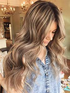 40 Fabulous Light Brown Hair with Highlights | Hairstyles ...