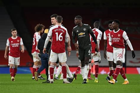 Arsenal 0-0 Manchester United: Player ratings as Gunners ...