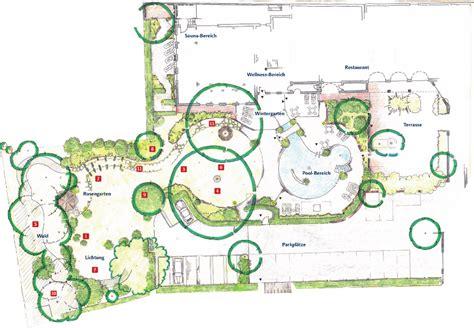 Feng Shui Garten Plan by Unser Gro 223 Er Feng Shui Garten Wellnesshotel Antoniushof