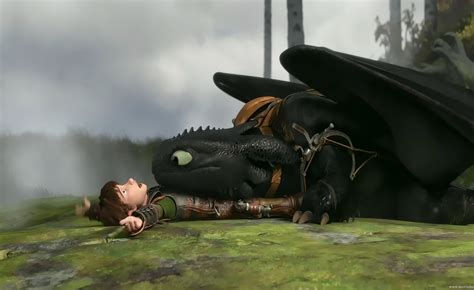 How To Train Your Dragon 2 / The Dissolve